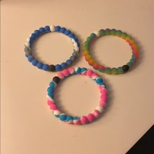 3 Lokai Bracelets!!